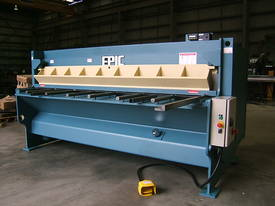 EPIC 2500 x 4.0mm Under Driven Hydraulic Guillotine - picture2' - Click to enlarge