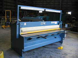 EPIC 2500 x 4.0mm Under Driven Hydraulic Guillotine - picture1' - Click to enlarge