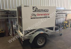 Sephco 400KW load bank 3 phase HIRE
