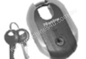 Titanium Padlock Shrouded Shackle