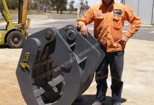 Attachment Solutions Wa 12 - 16 Tonne Grapple