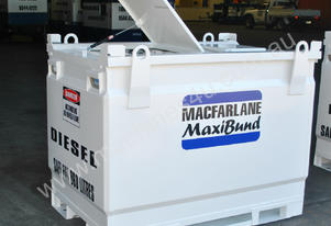 MaxiBund MB-1000 Fuel Tanks (HIRE)