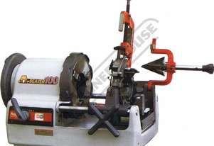 B100-AT Pipe Threading Machine - Automatic Die Head 1/2