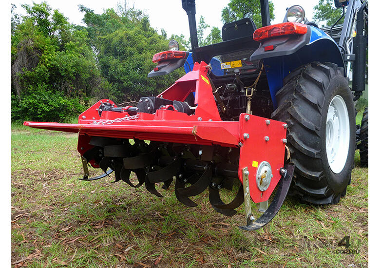 1.5m Heavy Duty Rotary Cultivator - 50HP Gearbox