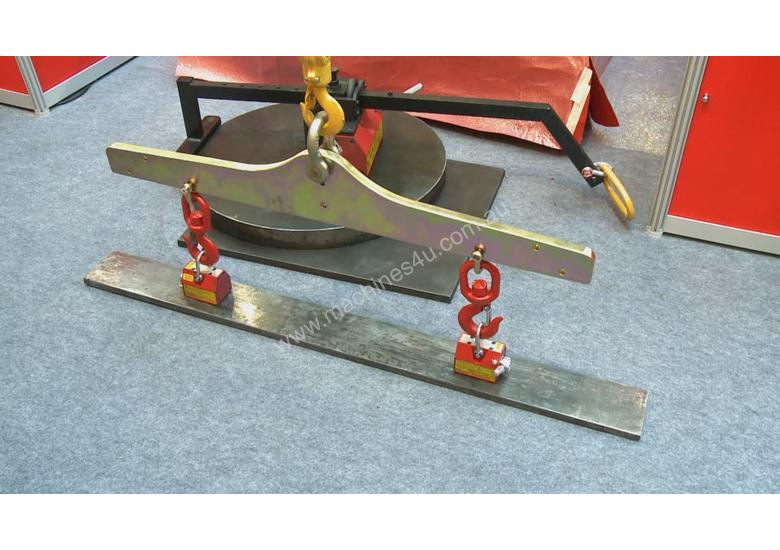 Permanent Lifting Magnets from 100kg to 3000kg