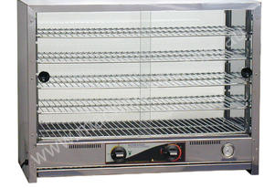 Roband One Hundred Capacity Pie Warmer