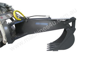 HIGH QUALITY SKID STEER BACKHOE ATTACHMENT