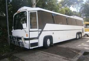 1988 AUSTRAL TOURMASTER DC122 40 FT TAG AXLE COACH