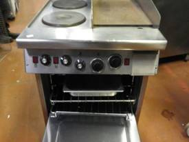Second Hand Goldstein Hot Plate and Oven Combo - picture0' - Click to enlarge