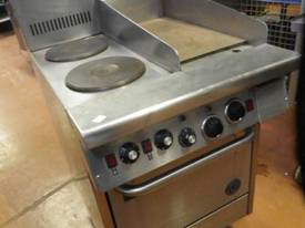 Second Hand Goldstein Hot Plate and Oven Combo - picture2' - Click to enlarge