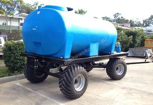 Poly tank Water Cart the EZ-5300-WC