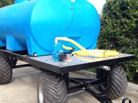 AUST MADE -Poly tank Water Cart the EZ-5300-WC