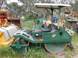 cricket pitch roller , 2cyl diesel , all hyd ,