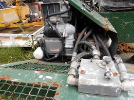 cricket pitch roller , 2cyl diesel , all hyd ,  - picture1' - Click to enlarge
