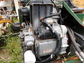 cricket pitch roller , 2cyl diesel , all hyd ,  - picture9' - Click to enlarge
