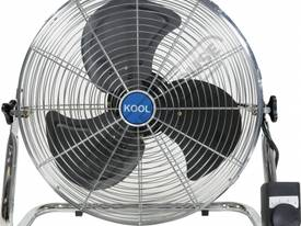 FD-45 Industrial Floor Fan - 450mm Fan swivels 140