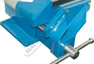 OFV8HD Offset Fabricated Vice - Steel 200mm Right Hand Offset Vice