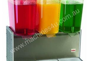 Crathco D355-3 Triple Bowl Drink Dispenser