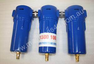Compressed Air Filter Set - Oil Removal Filters