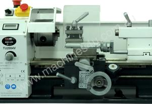 Bench Lathe 700mm with feed gear.