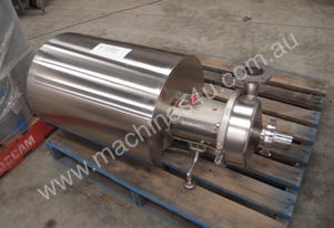 Centrifugal Pump - Inlet 60mm - Outlet 60mm .