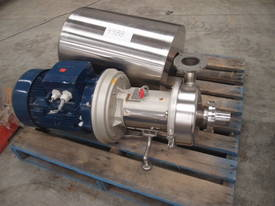 Centrifugal Pump - Inlet 60mm - Outlet 60mm . - picture2' - Click to enlarge