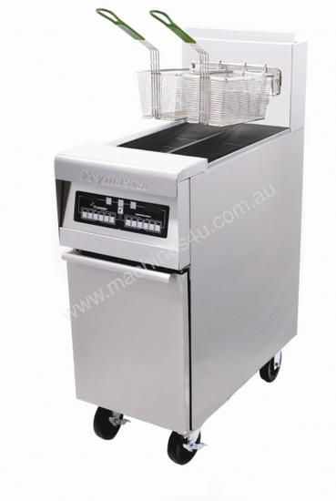 Frymaster MJH55-2SD 14lt Split Pot Gas Fryer