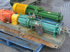Dickow SCMH 2568 MAGNETICALLY COUPLED SPUMP - picture0' - Click to enlarge