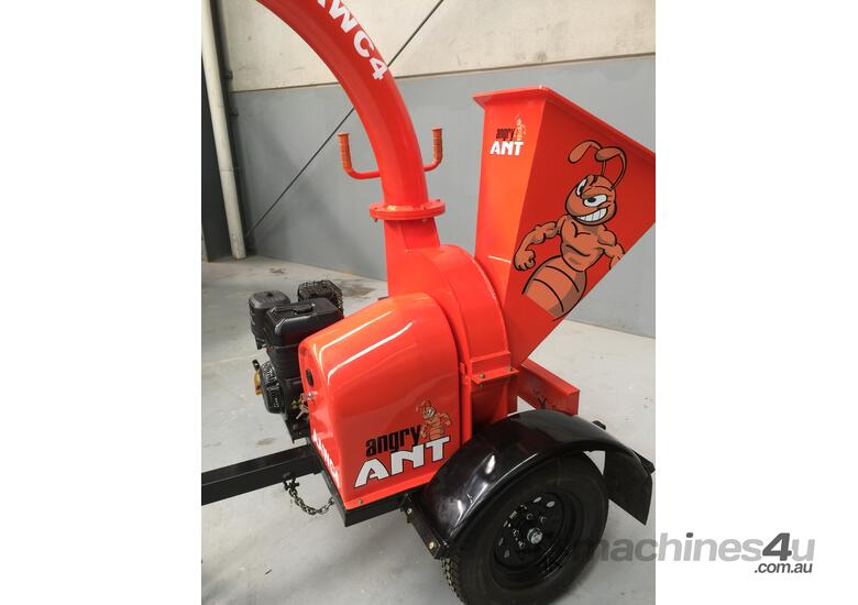 2018 Angry Ant AAWC4 Wood Chipper