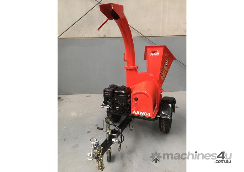 2019 Angry Ant AAWC4 Wood Chipper