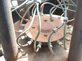 Heavy duty rotating machine base variable speed - picture6' - Click to enlarge