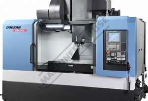 DNM 4500 5700 6700 & 750II CNC Vertical Machining Centre Series Details