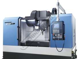 DNM 4500 5700 6700 & 750II CNC Vertical Machining Centre Series Details - picture2' - Click to enlarge