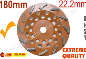 CONCRETE GRINDING WHEEL 180mm EXTREME SERIES