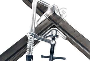 UDL365 Corner Clamp 50mm Clamping Capacity 76mm th