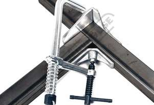UDL365 Corner Clamp 50mm Clamping Capacity 76mm throat