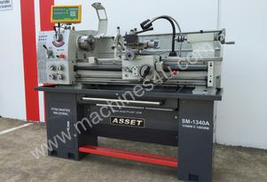 Best Equipped 1000mm x 240V Lathe On The Market With 2 Axis Digital Read Out