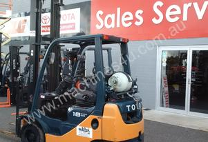 HYSTER, TCM, NISSAN  TOYOTA 8 SERIES 32-8FG18
