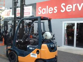 HYSTER, TCM, NISSAN  TOYOTA 8 SERIES 32-8FG18 - picture0' - Click to enlarge