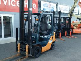 HYSTER, TCM, NISSAN  TOYOTA 8 SERIES 32-8FG18 - picture2' - Click to enlarge