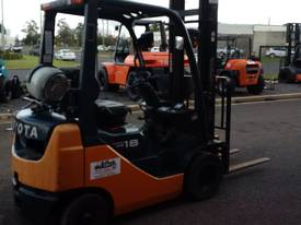 HYSTER, TCM, NISSAN  TOYOTA 8 SERIES 32-8FG18 - picture3' - Click to enlarge