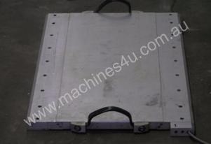 Axle Weigher: Light Weight + Heavy Duty Design