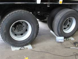 Axle Weigher: Light Weight + Heavy Duty Design - picture1' - Click to enlarge