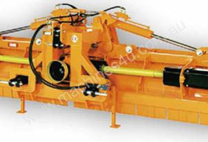 Super Alce P Series 5000 Folding Mulcher and Shred