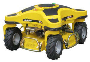 Mini Spider   Slope Mower