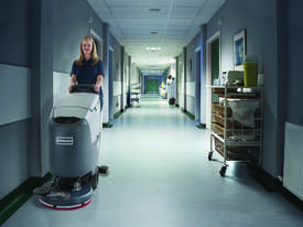 Nilfisk SC500 53B Scrubber/Dryer - picture11' - Click to enlarge