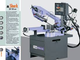 MEP SHARK 281 SXI EVO Semi Automatic Bandsaw - picture6' - Click to enlarge