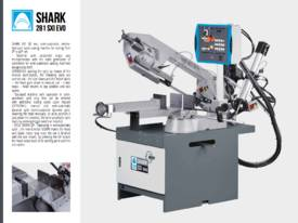 MEP SHARK 281 SXI EVO Semi Automatic Bandsaw - picture3' - Click to enlarge