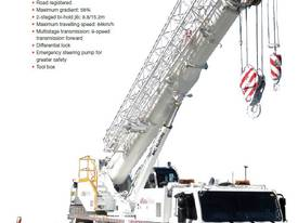 TADANO GT-600EX 60t TRUCK MOUNT CRANE - picture0' - Click to enlarge