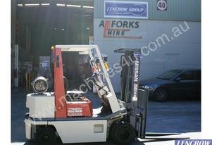Nissan 2.5t   Compact Forklift
